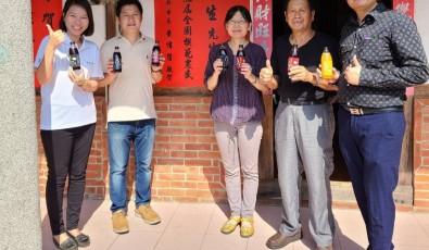 中時  鹽水有機農業先行者陳坤生 獲模範農民獎