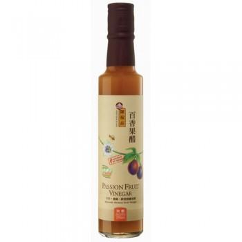百香果醋(加糖) Passion Fruit Vinegar (Sugar Added)