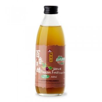 百香果醋(加糖)--即飲式  Passion Fruit Vinegar Drink (Sugar Added)
