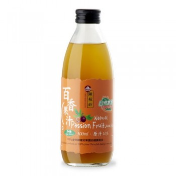 百香果汁(加糖)--即飲式   Passion Fruit Juice Drink (Sugar Added)