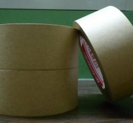 使用紙質膠帶封貼產品外箱,儘量避免使用塑膠膠帶。