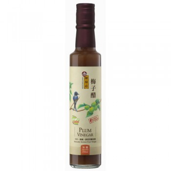 梅子醋(加糖) Plum Vinegar (Sugar Added)