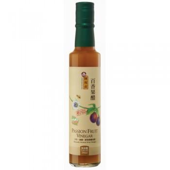 百香果醋(無加糖) Passion Fruit Vinegar (No Sugar Added)