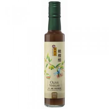 橄欖醋(無加糖) Olive Vinegar (No Sugar Added)