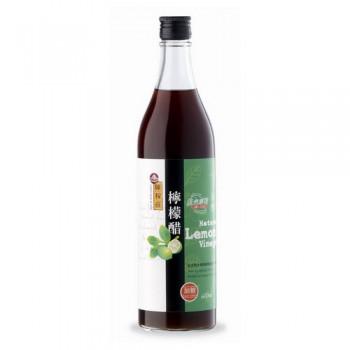 檸檬醋(加糖)  Lemon Vinegar (Sugar Added)