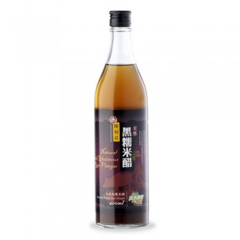 黑糯米醋  Black Glutinous Rice Vinegar