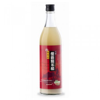 優級糙米醋  Premium Brown Rice Vinegar